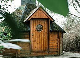 weekend sauna