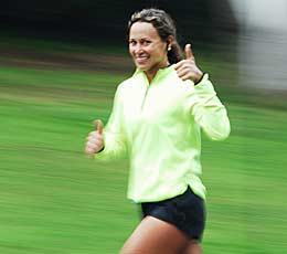 Gewichtsverlies reizen en sport je fit plan